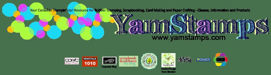 Yamstamps.com - Linda's Stamping Blog