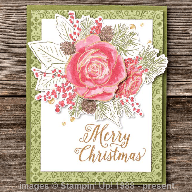 christmastime is here card